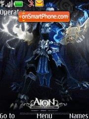Aion theme screenshot