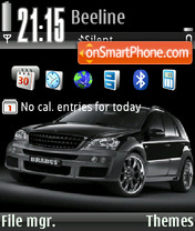 Ml brabus Theme-Screenshot