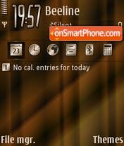 Cooper fp2b theme screenshot