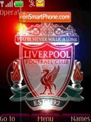 Liverpool Shine theme screenshot