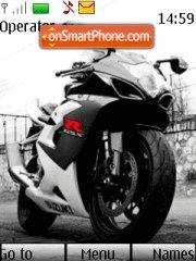 Suzuki Gsxr 1001 Theme-Screenshot
