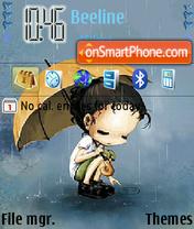 Alone 15 theme screenshot