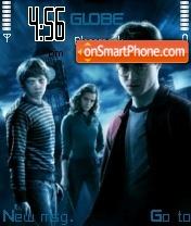 Скриншот темы Harry Potter 07