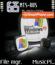Скриншот темы Win XP Professional