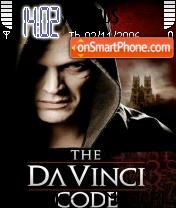 The Da Vinci Code 2 theme screenshot