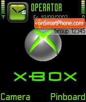 Xbox 363 theme screenshot