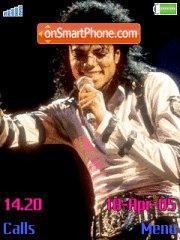 Michael es el tema de pantalla