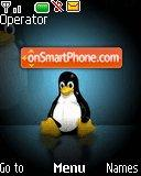 Linux Mandriva tema screenshot