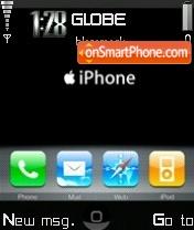 Скриншот темы Iphone Clone V7