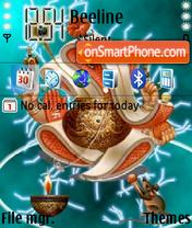 Lord Ganesh 01 theme screenshot