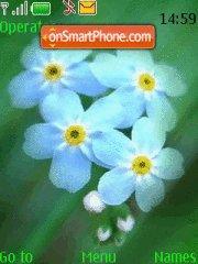 Flowers Theme-Screenshot