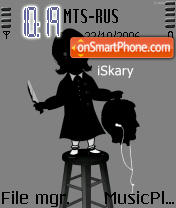 Iskary es el tema de pantalla