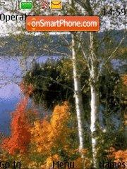 Скриншот темы Autumn Colors