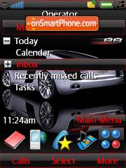 Audi Red Carbon es el tema de pantalla