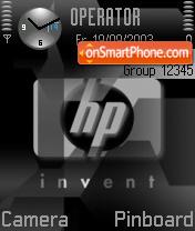 Hp Invent theme screenshot