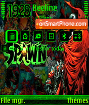 Spawn 02 theme screenshot