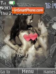 Love is Theme-Screenshot