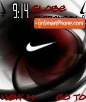 Nike 15 theme screenshot