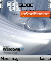 Xp Ice theme screenshot