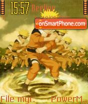 Naruto Engaged theme screenshot
