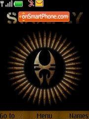 Soulfly 2 theme screenshot