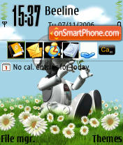 Styler theme screenshot