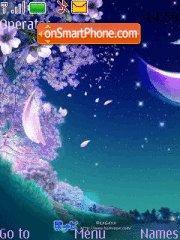 Скриншот темы Fairy Tale