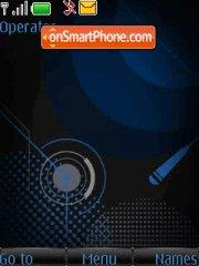 Xpress Music Tone theme screenshot