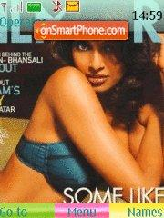 Bipasha Basu theme screenshot