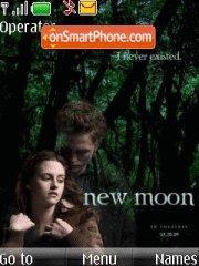 Скриншот темы New Moon 4