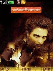 Capture d'écran Twilight 3 thème