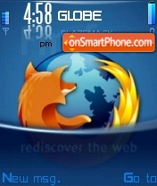 Firefox V2 theme screenshot