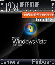 Windows Vista 07 es el tema de pantalla