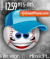 Baseball es el tema de pantalla