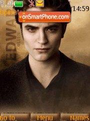 Edward Cullen es el tema de pantalla