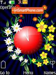 Red Dash theme screenshot