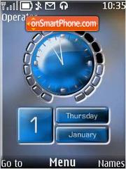 Chrome Dash theme screenshot