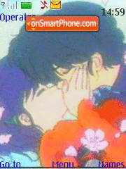 Ranma e Giulietta theme screenshot