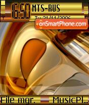 Flare Remixed theme screenshot