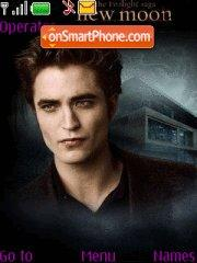 New moon edward tema screenshot