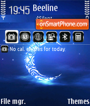 Скриншот темы Ramadan 03