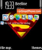 Superman 12 es el tema de pantalla
