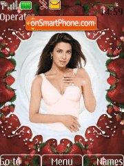 Sweet Priyanka es el tema de pantalla