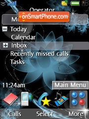 Crystall theme screenshot