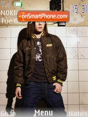 Georg listing 01 es el tema de pantalla