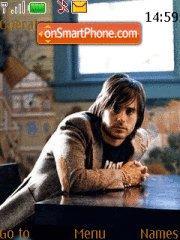 Jared Leto 03 es el tema de pantalla