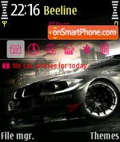 Скриншот темы BMW 05
