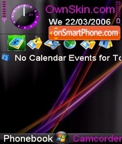 Ultimatus vista tema screenshot