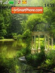 Скриншот темы Garden Beautiful