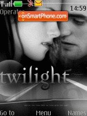 Bella and edward Twilight theme screenshot